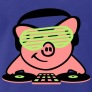 pig-party-dj-t-shirts-mens-premium-t-shirt